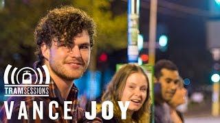 Gambar cover Vance Joy - Riptide | Tram Sessions