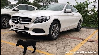 Mercedes-Benz C-Class C220d (W205) 2017 | Real-life review