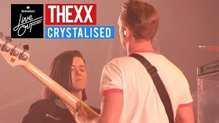 #LiveOut17 - The XX en vivo - Crystalised