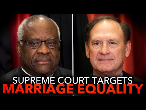 Supreme Court Justices Signal Intent to Overturn Gay Marriage