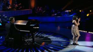 Charice in Vegas with David Foster -Bodyguard Medley