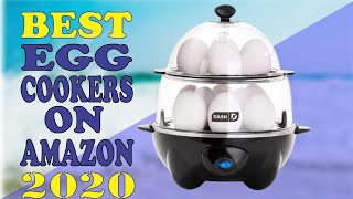 ✅ Top 5: Best Egg Cooker On Amazon 2020