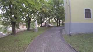 preview picture of video 'Hungary, Tab - walkthrough 1 (Full HD, GoPro)'