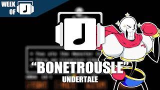 """Bonetrousle"" Undertale Remix"