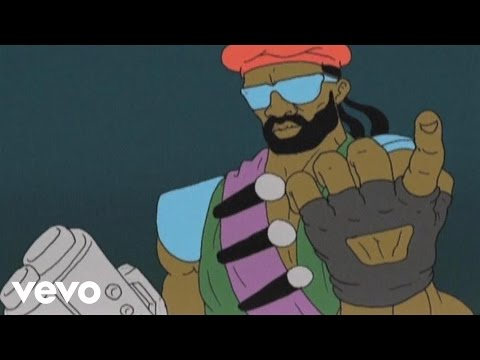 Major Lazer - Hold The Line