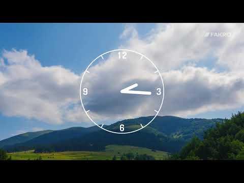 Okna Fakro - 30 lat doświadczenia