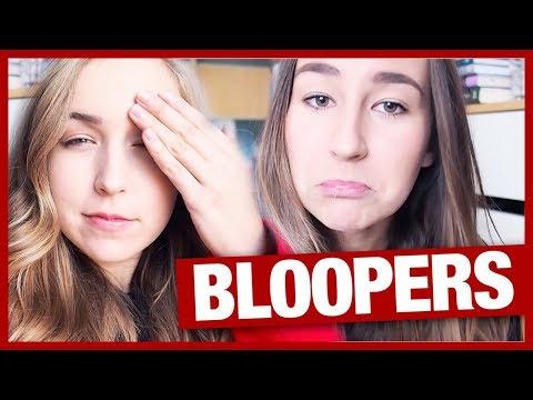 BLOOPERS | Nepovedené záběry 2017