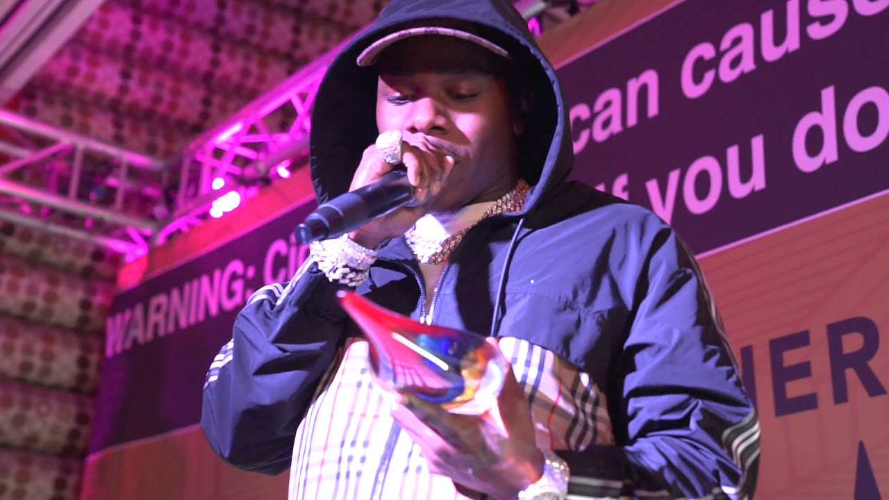 And the 2020 Spark Award goes to...DaBaby!