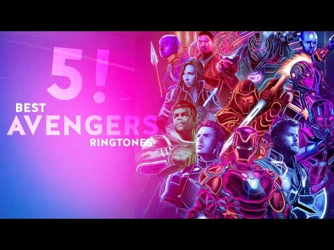 AVENGERS Endgame Ringtone Remix| Avengers Endgame Ringtone