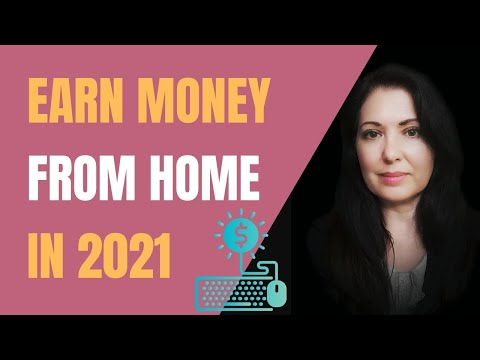 Make Money From Home In 2021 - start now, zero investment required