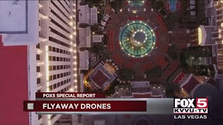 Man fined for drone flight over Las Vegas Strip