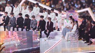 Reaction to BTS FULL Performance 2019 MMA - TXT Chungha ITZY AB6IX N.FLYNG The boyz 4k