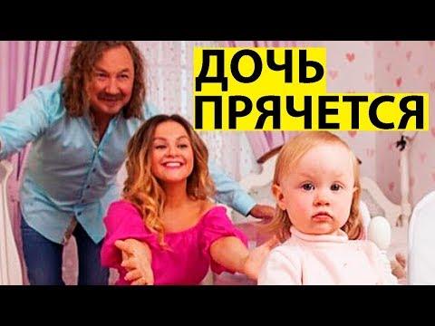 Развод: дочь Николаева и Проскуряковой прячется от родителей в шкафах