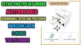 Cetus pro fpv kit drone | cetus pro fpv kit a brushless | betafpv cetus pro fpv kit