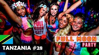 Najlepsza IMPREZA NA ZANZIBARZE – Full moon party #28