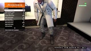 GTA Online Assassin Outfit