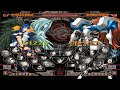 Guilty Gear Xx Accent Core Plus Opening And All Charact