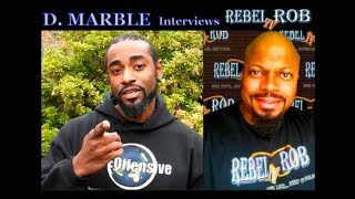 Interview W/ Rebel Rob TV #LunchtimeLivestream (Pt1)