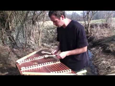 """Fan Friday #6 - The Beatles """"Eleanor Rigby"""" - Ted Yoder - hammered dulcimer"""
