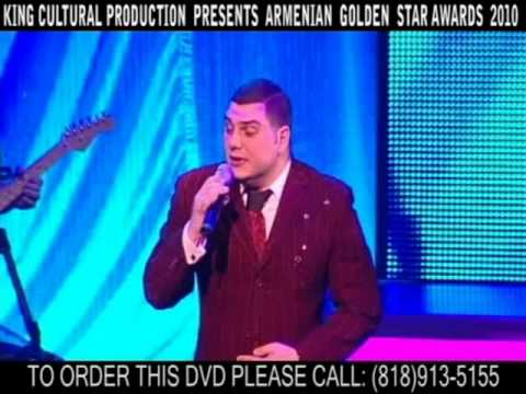 """.ARMENIAN GOLDEN STAR AWARDS – 2010.(PART-14 )  MER HOVO. SUPER  SAKO."