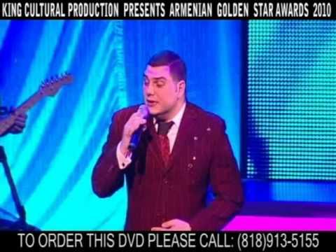 """"""".ARMENIAN GOLDEN STAR AWARDS – 2010.(PART-14 )  MER HOVO. SUPER  SAKO."""