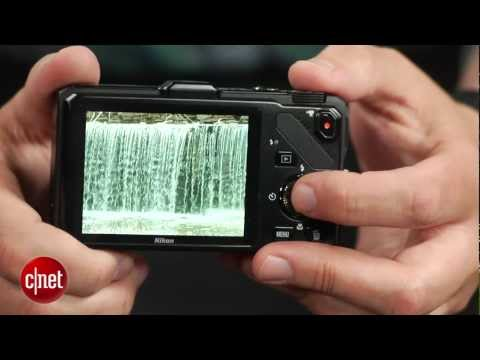 First Look: Nikon Coolpix S9300