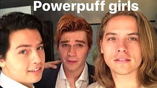Dylan Sprouse JOINS Riverdale & Trolls The Cast On Instagram