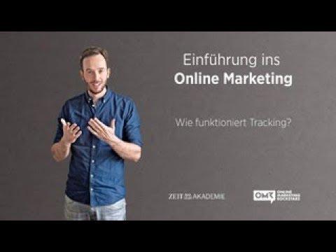 Wie funktioniert Tracking? / Trailer #3: Einführung ins Online-Marketing
