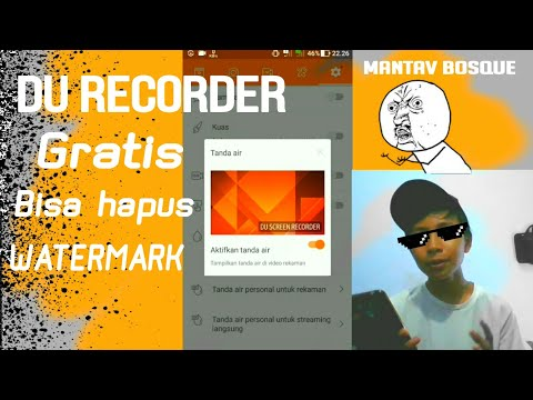 screen recorder tanpa watermark