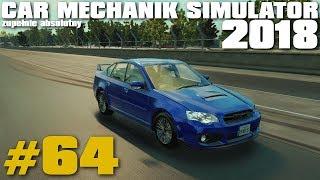 Car Mechanic Simulator 2018 - #64 - Subaru Legacy