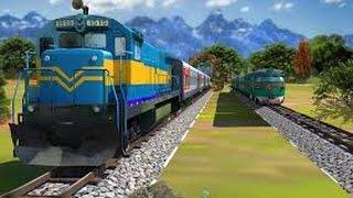 Мультики про паровозики и поезда. Мультфильмы для детей. Развивающие Детские мультики 2017 новинки