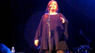 "ADELE singing Sam Cook's ""That's It, I Quit, I'm Movin' On"" at Somerville Theater, MA 1/14/2009"