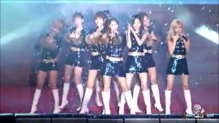 (COMPILATION) SNSD's live mistake on stage  # Pt 5