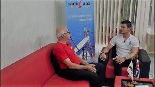 #ConexiónCuba desde #RadioCuba que transmite señales de #radio y #televisión en Cuba