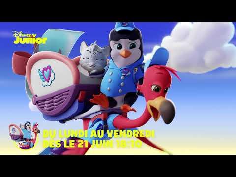 T.O.T.S - Nouveaux épisodes, du lundi au vendredi à 18h10, à partir du 21 juin, sur Disney Junior !