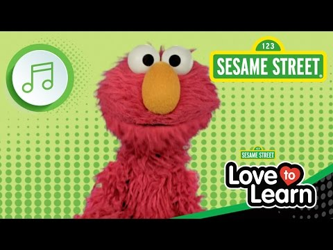 Sesame Street: Elmo's Learning Some New Dance Moves!
