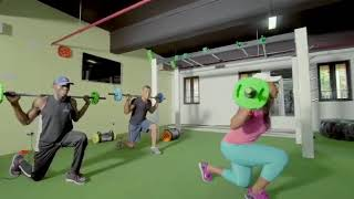 Welcome to Bodyline Gym and Fitness Center