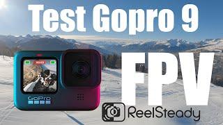 Test Gopro 9 5k FPV ReelSteady
