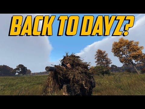 Back To DayZ?