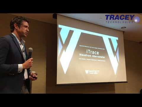 ASCRS 18 (4) - Dr. McKey at the iTrace Users Meeting