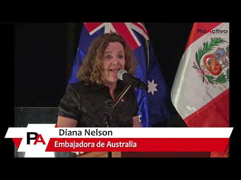 Australia Day Business Network - Embajadora Diana Nelson - APCCI