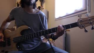 Alice In Chains - We Die Young (Bass Cover HD)