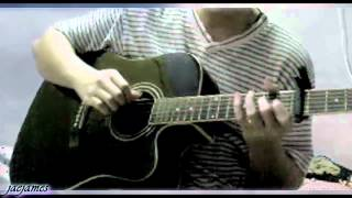 You Were Born to be Loved きみは愛されるため生まれた (acoustic guitar solo)