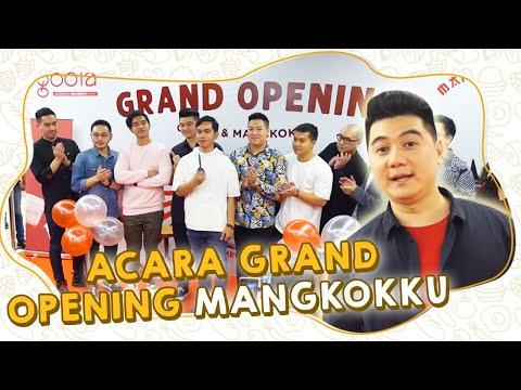 Chef Kaesang Chef Gibran Masak di Opening Kokas