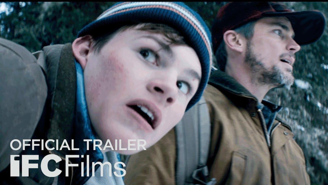 Trailer för Walking Out