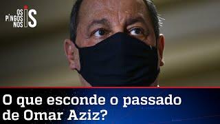 Bolsonaro expõe falcatruas ligadas a Aziz e promete eleições limpas em 2022