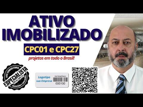 Projetos de Ativo Imobilizado atendendo os CPC´s: CPC01 e CPC27 Avaliação Patrimonial Inventario Patrimonial Controle Patrimonial Controle Ativo