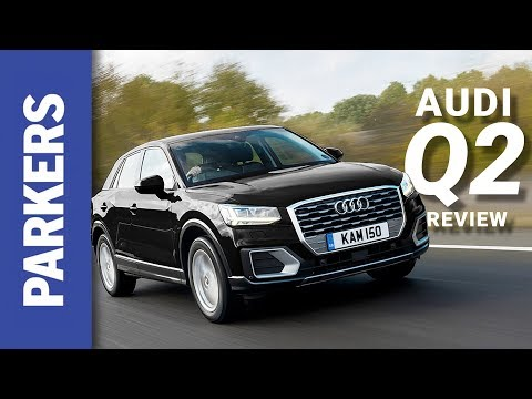 Audi Q2 SUV Review Video