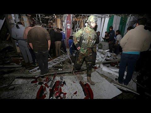Ιράκ: Επιθέσεις του ΙΚΙΛ αιματοκύλησαν τη Βαγδάτη