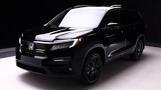 First Look: The 2019 Honda Pilot – Canadian-Exclusive Black Edition